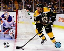 Patrice Bergeron Boston Bruins 2014-2015 NHL Action Photo RL057 (Select Size)