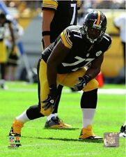 Marcus Gilbert Pittsburgh Steelers 2014 NFL Action Photo (Select Size)