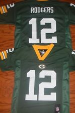 Green Bay Packers Aaron Rodgers Youth Sizes Replica NFL Team Apparel Jersey