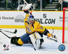 Pekka Rinne Nashville Predators NHL Licensed Fine Art Print (Select Player/Size)