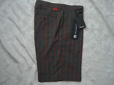 New Dwyers & Co Designer Funky Carlow Stretch-Tech Gents Golf Shorts DS034