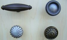 Top Knobs Antique Pewter ~ Nickel ~ Oil Rubbed Bronze Cabinet Drawer Pull Knobs