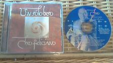 CHEO FELICIANO-UN SOLO BESO CD**import**PIC DISC NR MINT**FREE POST