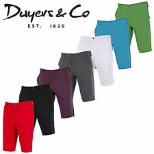 Dwyers & Co Mens Micro Tech 2.0 Golf Shorts Performance Flat Front 2016