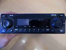 MG ROVER CAR STEREO RADIO CD PLAYER CD-80 PART No: XQE000570PMA  (our ref 8)