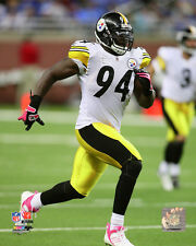 Lawrence Timmons Pittsburgh Steelers NFL Licensed Photos (Select Image & Size)