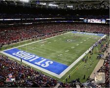 Edward Jones Dome St. Louis Rams 2014 NFL Action Photo RK128 (Select Size)
