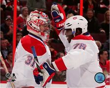 Carey Price & P.K. Subban Montreal Canadiens 2013-2014 NHL Action Photo RM210