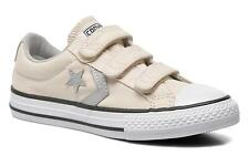 Kids's Converse Star Player Ev 3V Ox Low rise Trainers in Beige