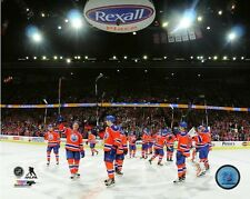 Rexall Place Edmonton Oilers Final NHL Game Photo SX067 (Select Size)