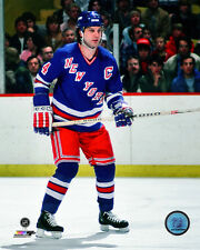 Ron Greschner New York Rangers NHL Hockey Action Photo PM059 (Select Size)