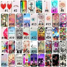 Fashion Design Hard Skin Case Cover Back Protector For iPhone 6Plus 6 5 5s 5c 4s