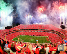 Arrowhead Stadium Kansas City Chiefs NFL Fine Art Prints (Select Photo & Size)
