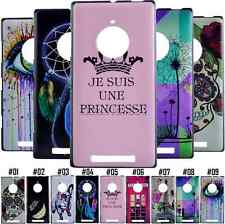 Painted Skin Shell For Nokia Ultra Thin Shockproof PC Plastic Hard Case Cover