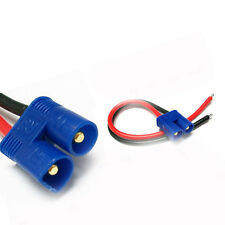 5 x EC3 Plug Male Connector Silicone Wire With 14.5cm 16AWG Airsoft W05