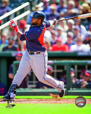 Carlos Santana Cleveland Indians 2015 MLB Action Photo RT230 (Select Size)