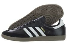 Adidas Samba G17100 Black White Gum Leather Suede Casual Shoes Medium (D, M) Men