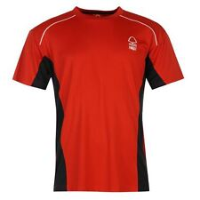 Source Lab Mens Nottingham Forest Football Club T Shirt Sports Training Top