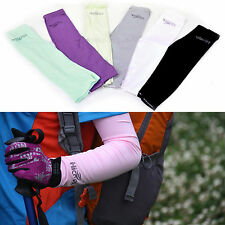 Thermal Basketball Bike Hiking Camping Stretch Shooting Arm Sleeve Cover Protect
