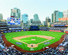 Petco Park San Diego Padres MLB Licensed Fine Art Prints (Select Photo & Size)