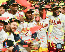 Cleveland Cavaliers NBA East Conference Champions Team Photo RZ229 (Select Size)