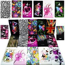 Beauty Pattern Hard Protective Shell Skin Plastic Phone Cover Case For Nokia XL