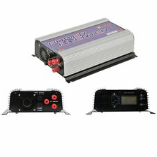1000W Pure Sine Wave Grid Tie Inverter For 3 Phase Wind Turbine With Dump LCD