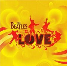 LOVE by The Beatles (CD, Nov-2006, Capitol/Apple)