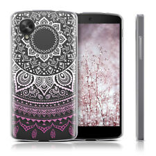 kwmobile TPU SILICONE CRYSTAL CASE FOR LG GOOGLE NEXUS 5 DESIRED COLOUR SOFT