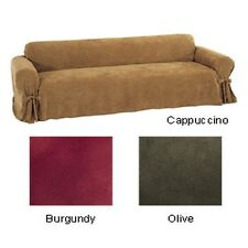 Ultimate Suede Sofa Slipcover