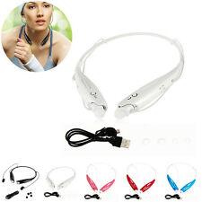 Bluetooth Wireless Headset Stereo Headphone Earphone Sport Handfree Universal OB