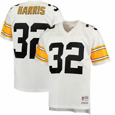 Franco Harris Mitchell & Ness Pittsburgh Steelers Football Jersey - NFL