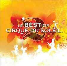 LE BEST OF 2 (OST) BY CIRQUE DU SOLEIL (CD)