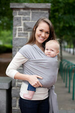 Infant Baby Carrier Sling Pouch Wrap Backpack Newborn to Toddler 100% Cotton BI