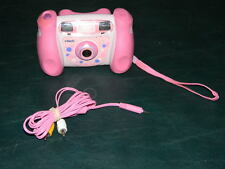 VTech Kidizoom Camera - Pink - Model 0773 - Flash, Video and Games - Tested