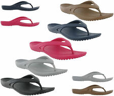 Crocs Kadee II Flip Comfort Toe Post Womens Flip Flops Mules Sandals Shoes UK 4-