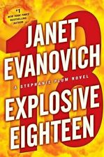 Explosive Eighteen: A Stephanie Plum Novel (Stephanie Plum Novels), Janet Evanov