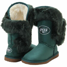 New York Jets Cuce Women's Champions Boots - Green - NFL