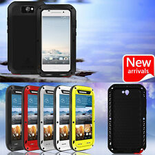 Love Mei -YPYQ Shockproof WaterProof Straight Case Cover For HTC One 820 M9 M10