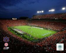 Jordan Hare Stadium Auburn Tigers NCAA Football Photo LL133 (Select Size)