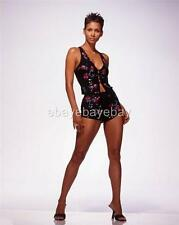 HALLE BERRY  8x10 11x14 16x20 24x36 24x54 photo canvas by Langdon HL2133