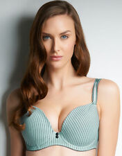 Freya 1281 Deco Hatty Underwired Moulded Plunge Bra Various Sizes New Lingerie