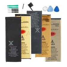 3.7V Gold Black Li-ion Replacement Internal Battery for iPhone 5 5G 5S 5C