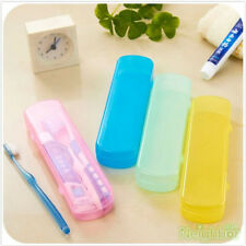 New Useful Travel Portable Toothbrush Toothpaste Storager Box Cover Protect Case