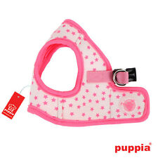 Any Size - PUPPIA - COSMIC - Soft Dog Puppy Harness Vest - Pink