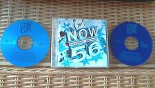 Various Artists : Now Thats What I Call Music! 56 (2 X CD) (2003) FREE POST