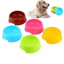 Travel Water Dish Lovely Food Bowl Feed Tool Dog Plastic Feeder Dishes Puppy Pet