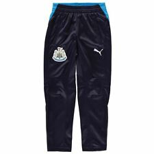 Puma Kids Newcastle United Zip Tracksuit Junior Boys Outdoor Sports Bottoms