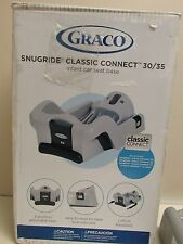 Graco SnugRide Classic Connect 30/35 Infant Car Seat Base, Silver - 5