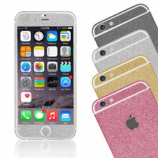 CASE + ARMORED GLASS SLIDE Glitter Foil Cover Protective Cover Case